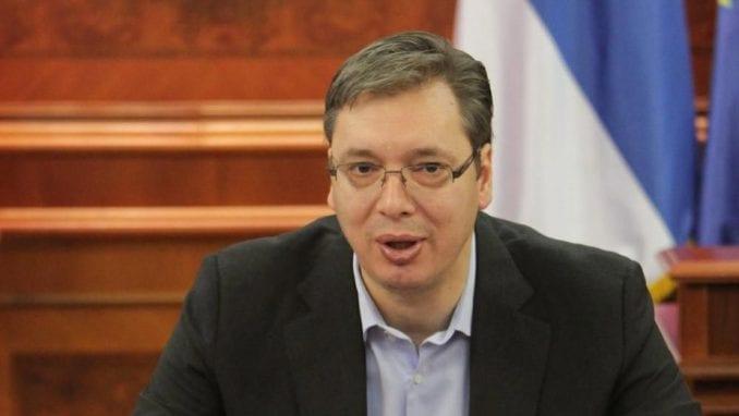 Vučić: Domaće kompanije nemaju projekte 1