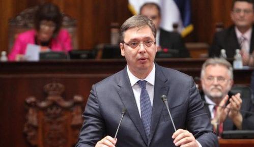 Vučić: EU prioritet Vlade i kada je napustim 7