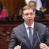 Vučić: Nisam u kampanji 7