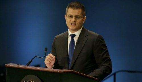 """Jeremić: """"Razgraničenje"""" znači članstvo """"Kosova"""" u UN 11"""