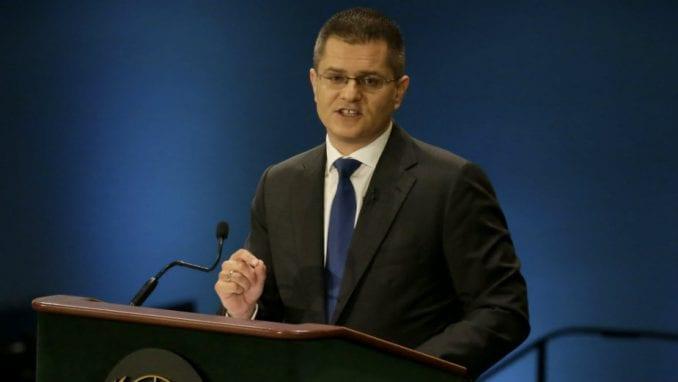 """Jeremić: """"Razgraničenje"""" znači članstvo """"Kosova"""" u UN 1"""