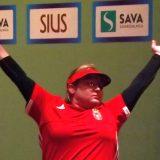 Svetski rekord Zorane Arunović u streljaštvu 3