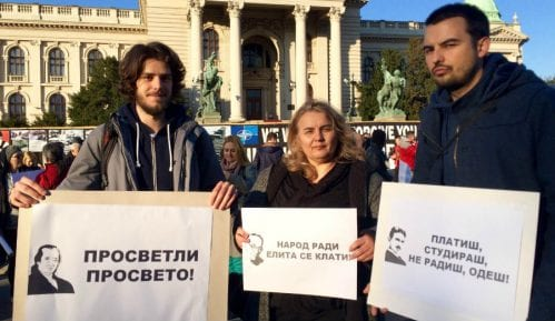 Završen 21. Protest protiv diktature (VIDEO) 12