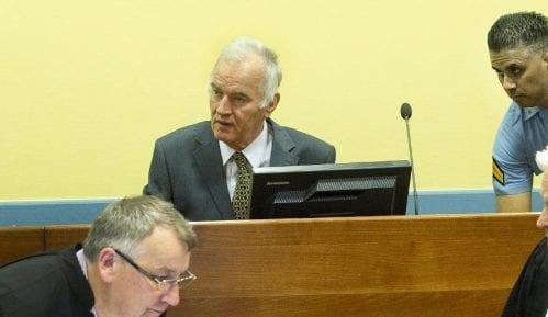 Sud odbio zahtev da se Mladić pojavi kao svedok 2