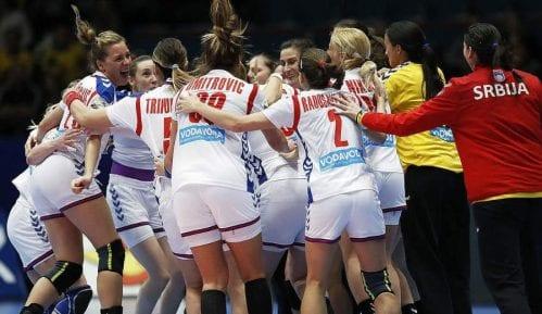 Rukometašice Srbije pobedile Makedoniju 6