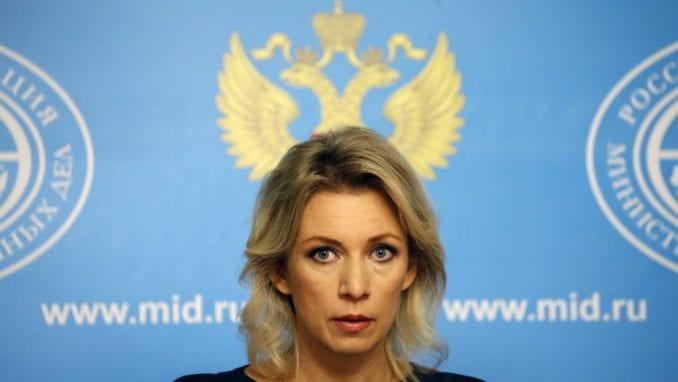 Zaharova: Bombardovanje SRJ i danas ugrožava zdravlje miliona civila 4