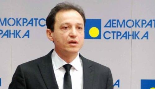 Ćirić: DS će zajedno s Jankovićem na sledeće izbore 8