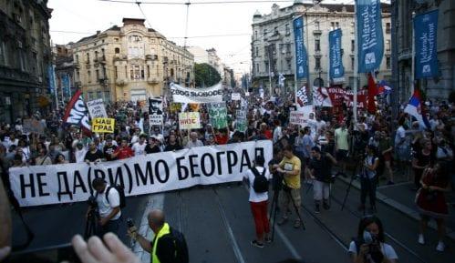 Okupljanje u 18 sati u Hercegovačkoj ulici 11