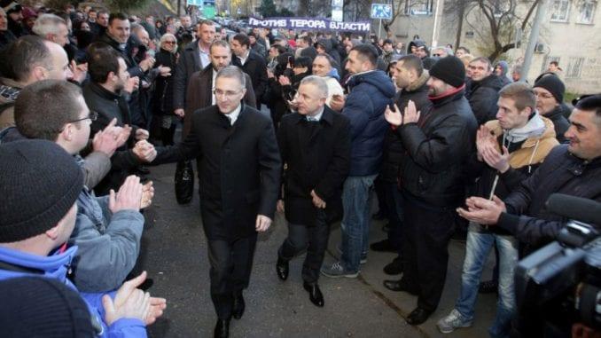 Ćulibrk: Stefanović ostaje glavni fantom iz Savamale 1