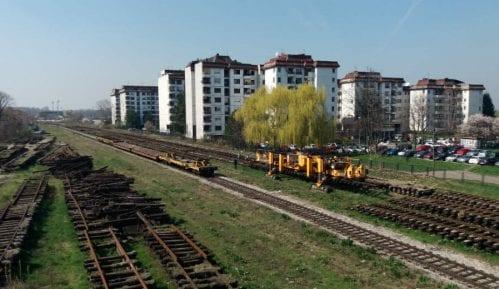 """Otpad iz """"Beograda na vodi"""" pravo pod prozor 13"""