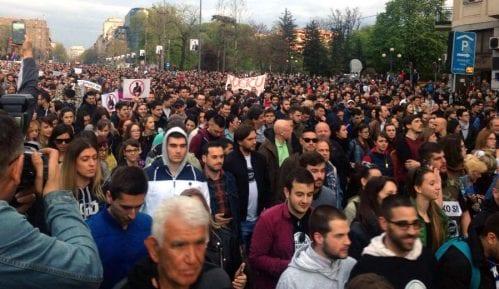 Kujtim Sadriju: Podrška protestu 2