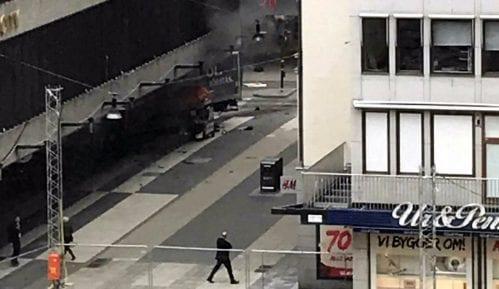 U Stokholmu uhapšen vozač kamiona? 1