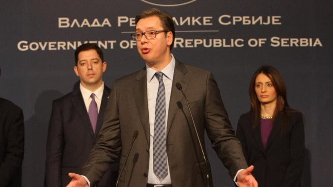 Vučić: Odluka o Haradinaju politička i skandalozna 1