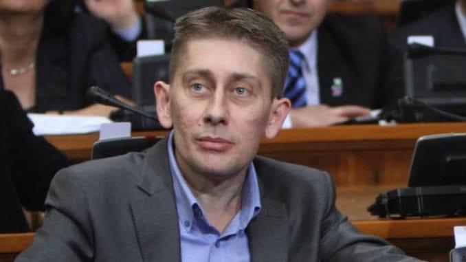 Viola fon Kramon osudila ponašanje Martinovića u skupštini kao neprihvatljivo 1