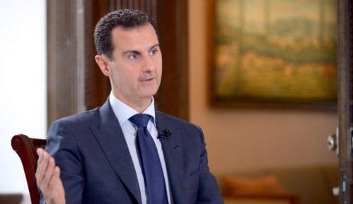 Mogu li navodi o upotrebi hemijskog oružja uticati na Asada 9