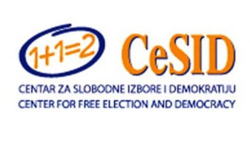CeSID na dan izbora u Medija centru 6