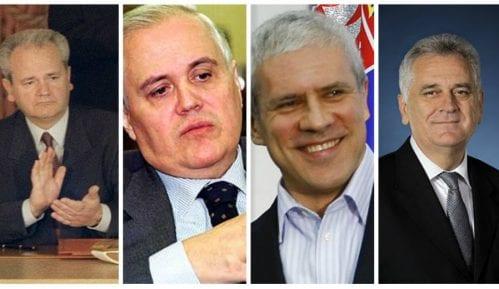 Milošević, Milutinović, Tadić, Nikolić, ...? 4