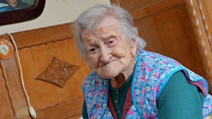 Umrla najstarija žena na svetu 1