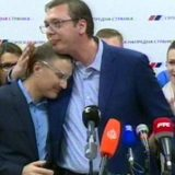 Vučić: Osvojili smo najviše glasova od svih 1
