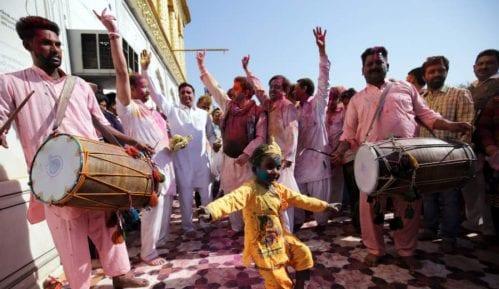 Indija: Srinagar, prestonica Kašmira 53