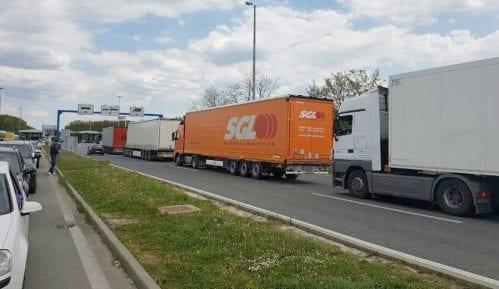 Višečasovna zadržavanja kamiona na graničnim prelazima 11