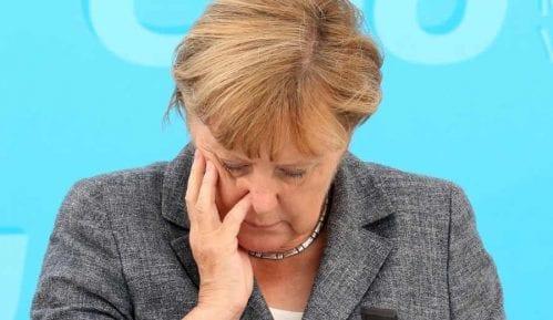 Merkel 2. maja u Rusiji 15