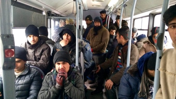 MUP Srbije: Tužilaštvo obavešteno o 'narodnim patrolama' koje presreću migrante 3