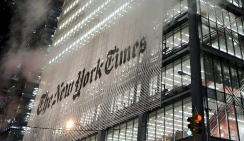 Njujork tajms se izvinio zbog antisemitskog crteža 3