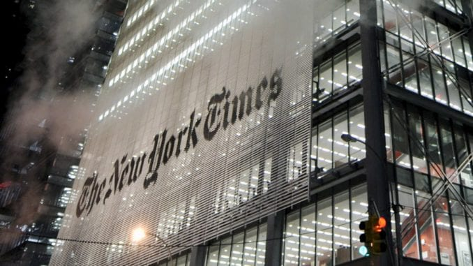 Ne davimo Beograd podseća da Njujork tajms piše o posledicama zagađenja vazduha 3