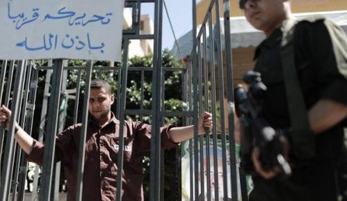 Deca da se udalje od granice pojasa Gaze i Izraela 4