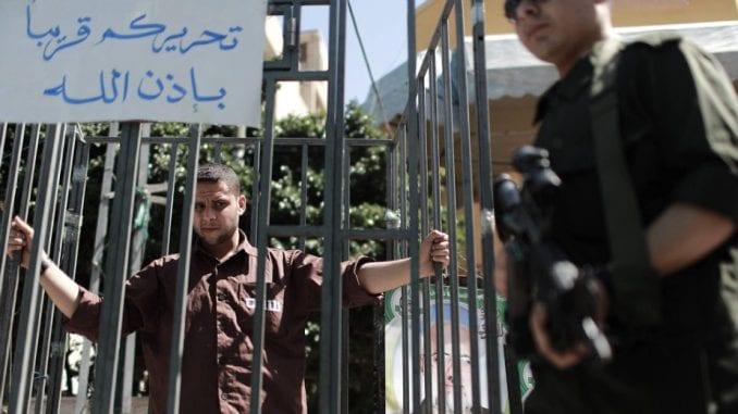 Deca da se udalje od granice pojasa Gaze i Izraela 1