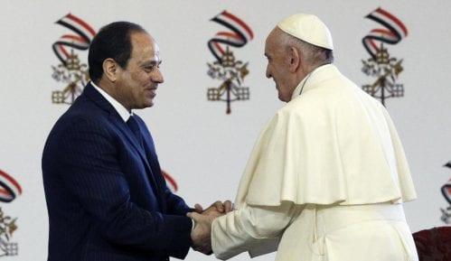 Papa u Egiptu 8