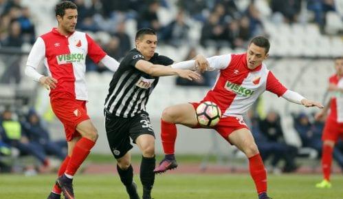 Pobeda Partizana, uprava FK Vojvodina napustila stadion 10