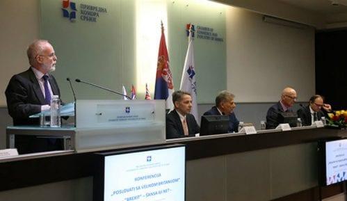 Raste srpski izvoz na britansko tržište 14
