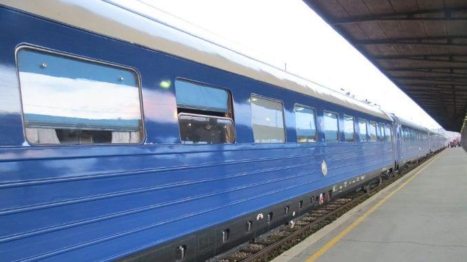 Titov plavi voz za turiste 1
