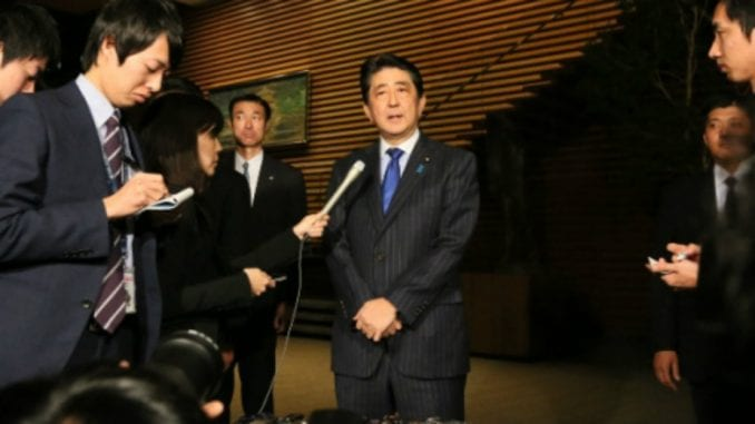Japan pozvao Koreju da se uzdrži od daljih provokacija 1