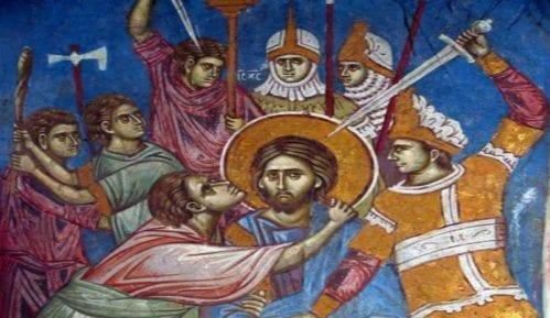 Danas se obeležava Veliki petak, dan Hristovog stradanja 4