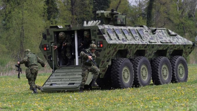 Hrvatska vojska ima najviše oklopnih vozila MRAP, Srbija počinje da proizvodi sopstveno vozilo 2