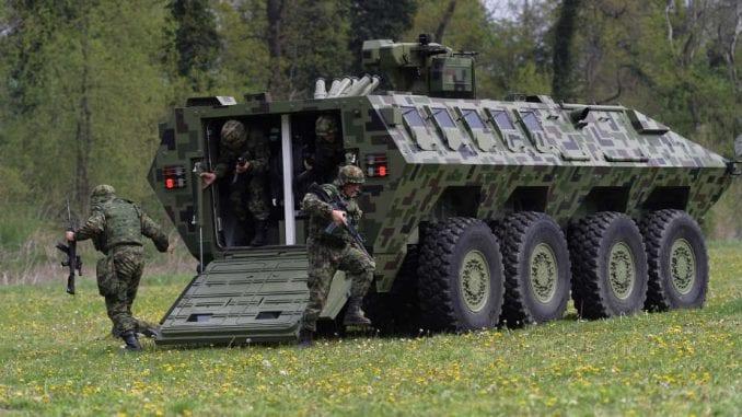 Hrvatska vojska ima najviše oklopnih vozila MRAP, Srbija počinje da proizvodi sopstveno vozilo 4