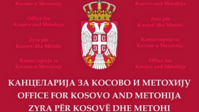 Kancelarija za KiM osudila hapšenje srpskih mladića 1