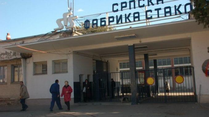 Bivši radnici paraćinske staklare stupili u štrajk glađu 1