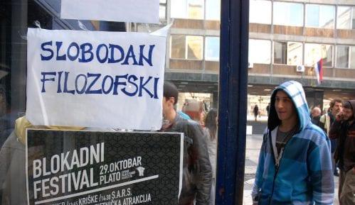 Dekan Filozofskog podneo ostavku 13