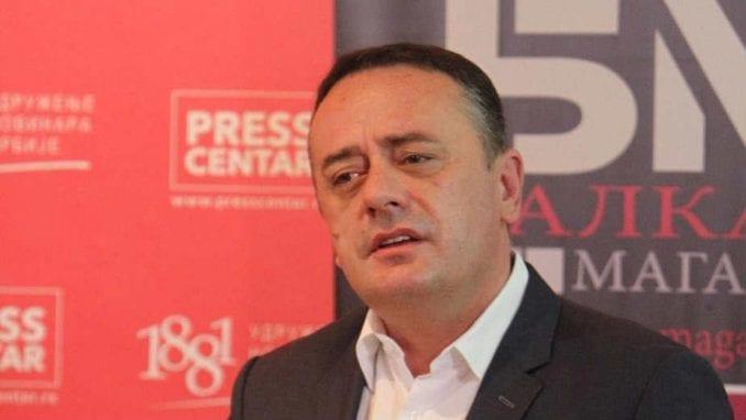 """Antić: Potpisivanje ugovora sa kompanijom """"Ziđin"""" najvažniji korak za Bor 3"""