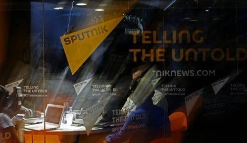 Kongres SAD odbio da akredituje Sputnjik 10