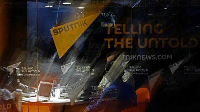 Kongres SAD odbio da akredituje Sputnjik 1