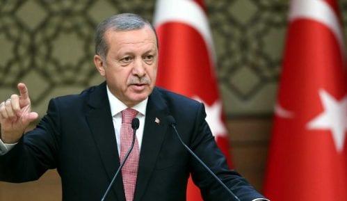 Erdogan će razgovarati sa Merkel i Mišelom oko tenzija u Sredozemlju 7