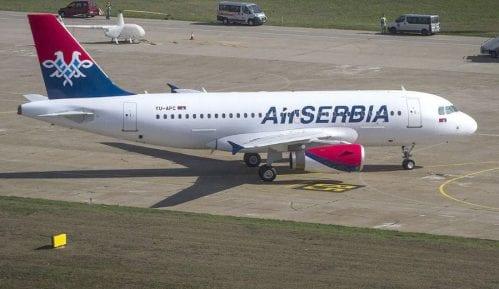 Er Srbija: Prvi let sa ženskom posadom 8