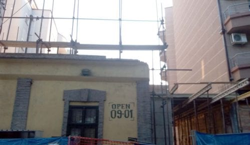Umesto garaže, gradi četvorospratnicu 2