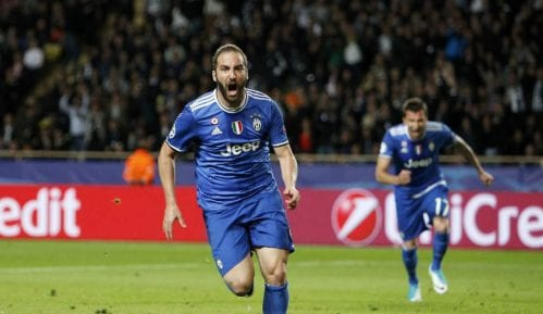 Iguain vodi Juventus ka finalu Lige šampiona 2