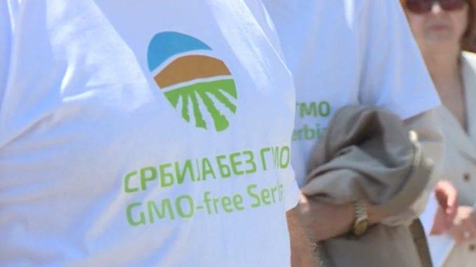 """Protest """"Srbija bez GMO"""" 1"""
